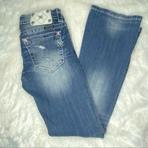 Miss Me Signature Boot Jeans-
